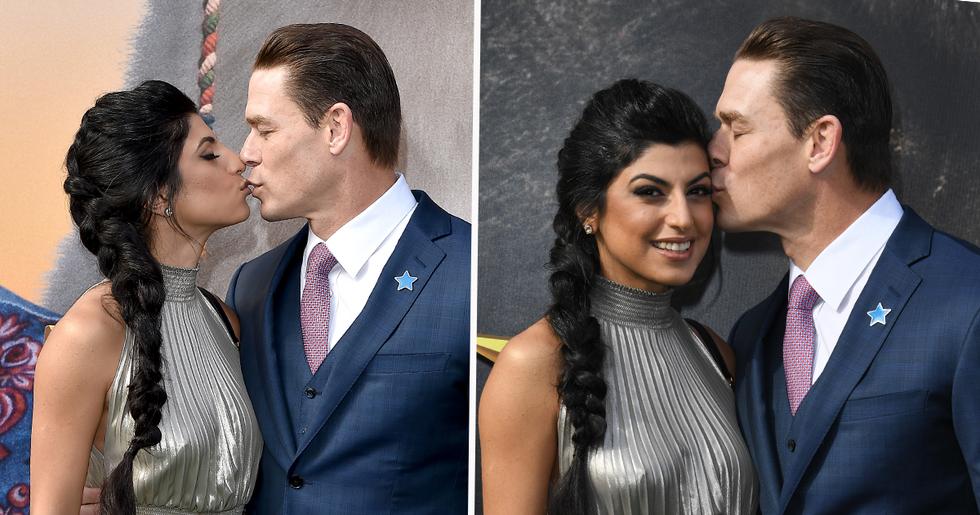 John Cena Marries Shay Shariatzadeh in Secret Wedding