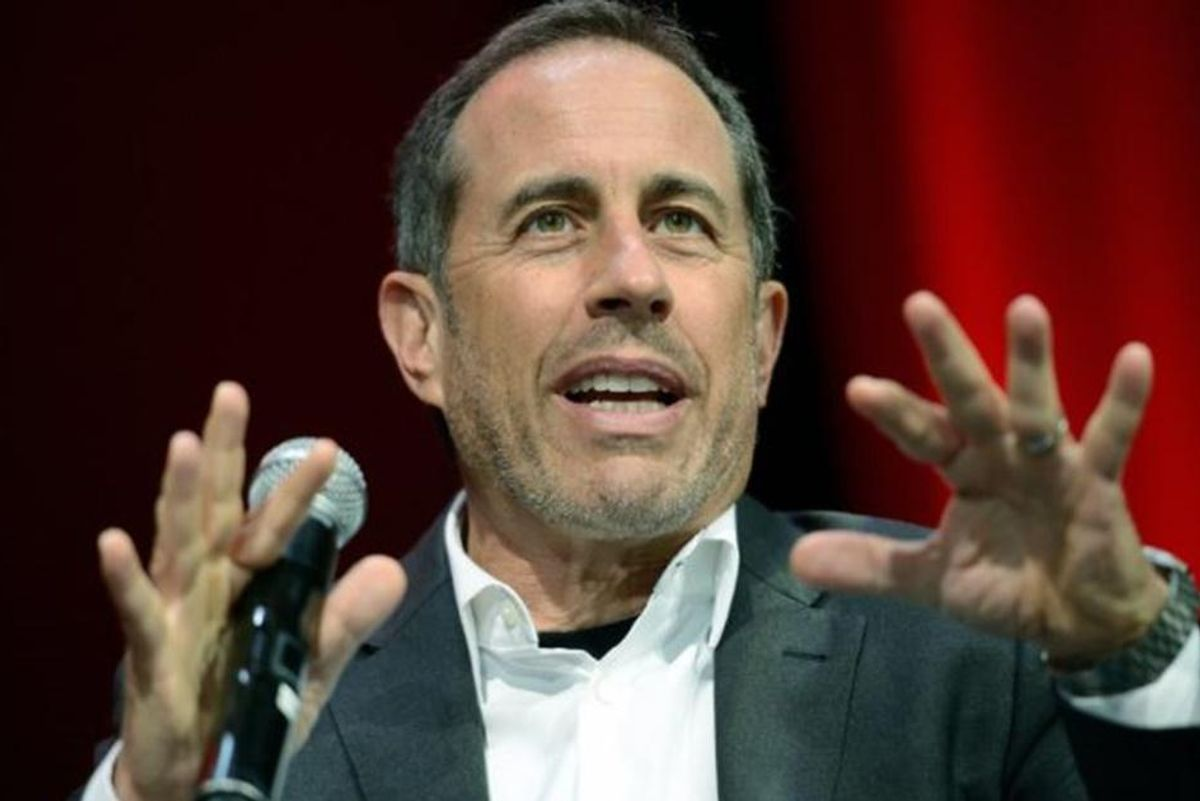 Jerry Seinfeld said daily meditation and lifting weights have completely changed his life