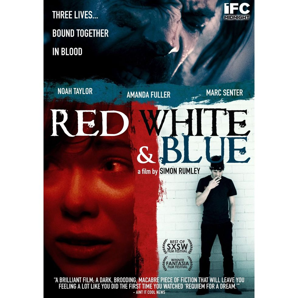 Chilling Red, White & Blue On IFC Films DVD