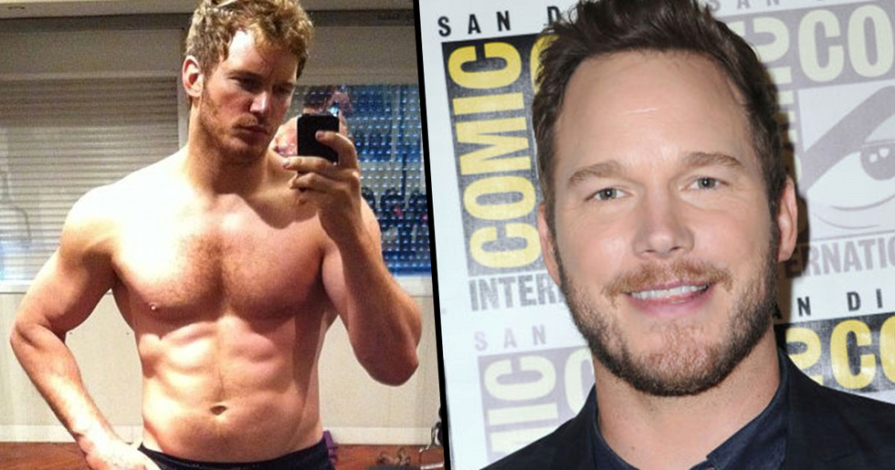 Chris Pratt's Dad Bod Is Back And People Are In Love