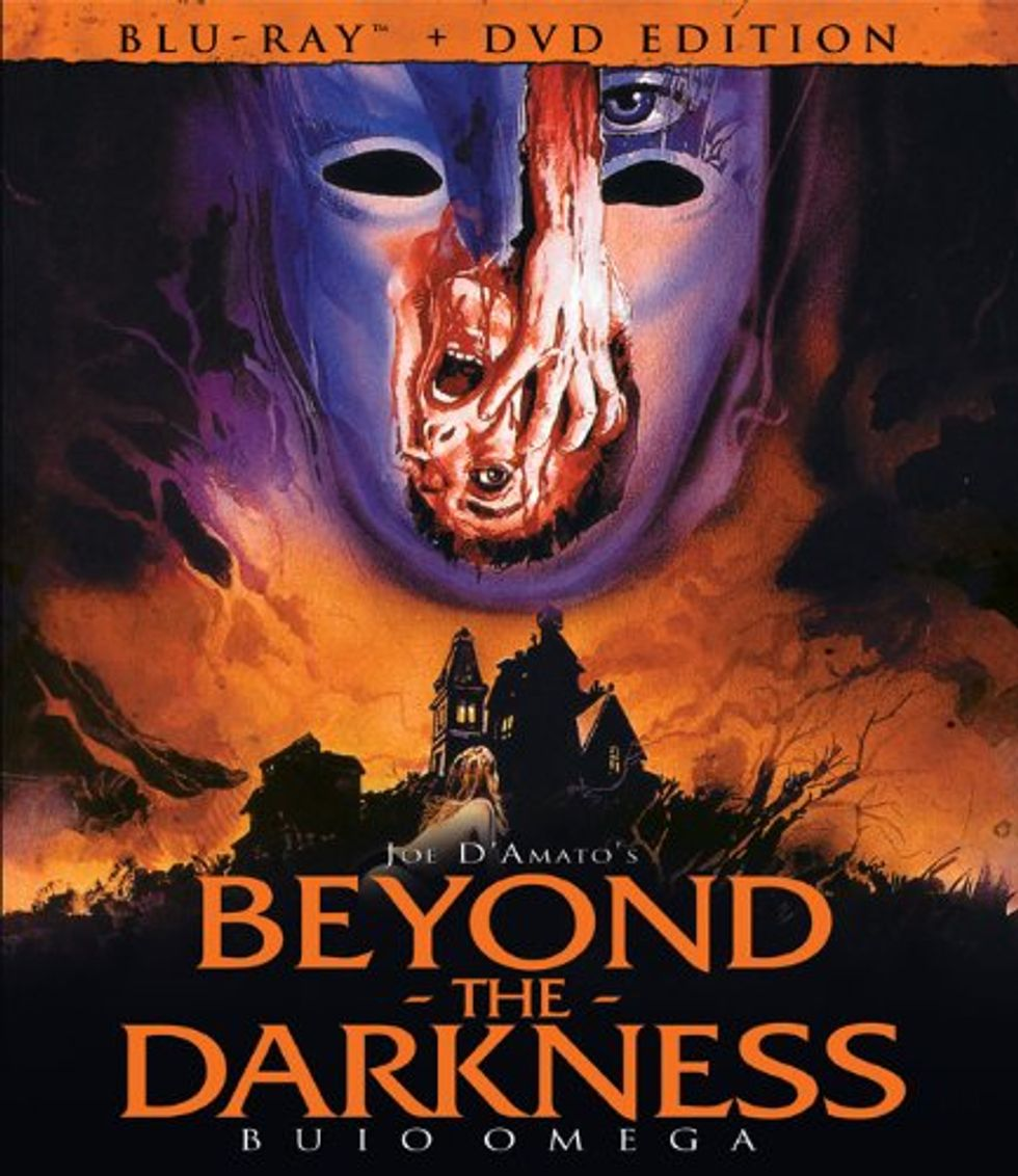 Twisted Italian Shocker Beyond The Darkness On Blu-ray & DVD Combo