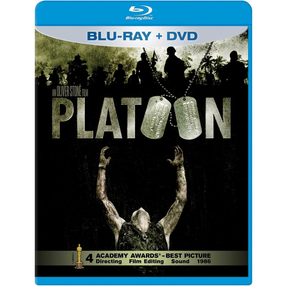 Oliver Stone's Powerful Platoon On Blu-ray