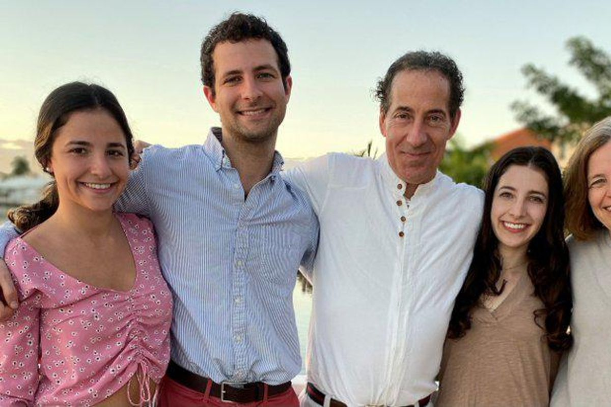 Rep. Jamie Raskin's beautiful obituary for his son is an important message about mental health
