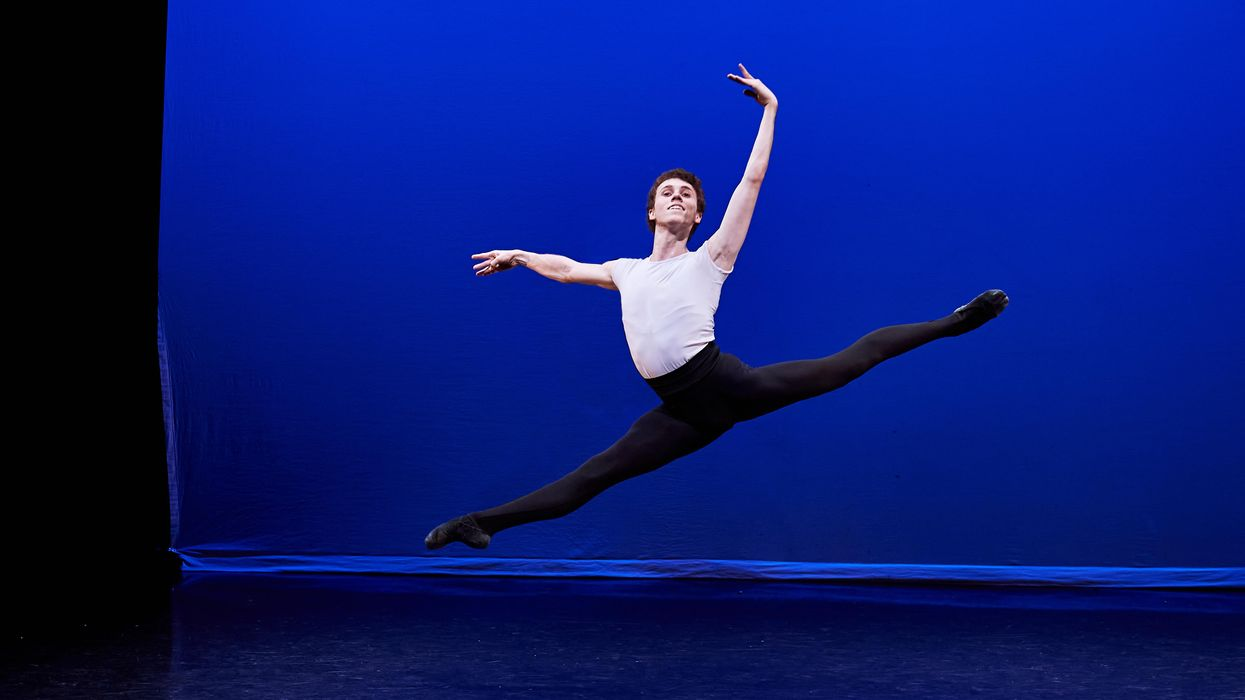 Set—and Achieve—Your Goals This Summer at Ellison Ballet