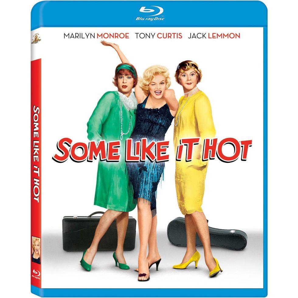 Marilyn Monroe Films Some Like It Hot + The Misfits On Blu-ray