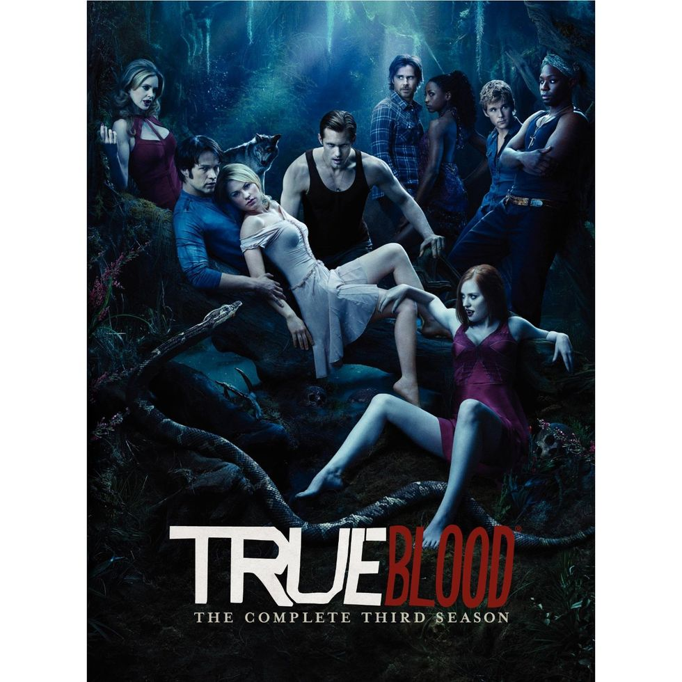 True Blood Season 3 On Blu-ray & DVD