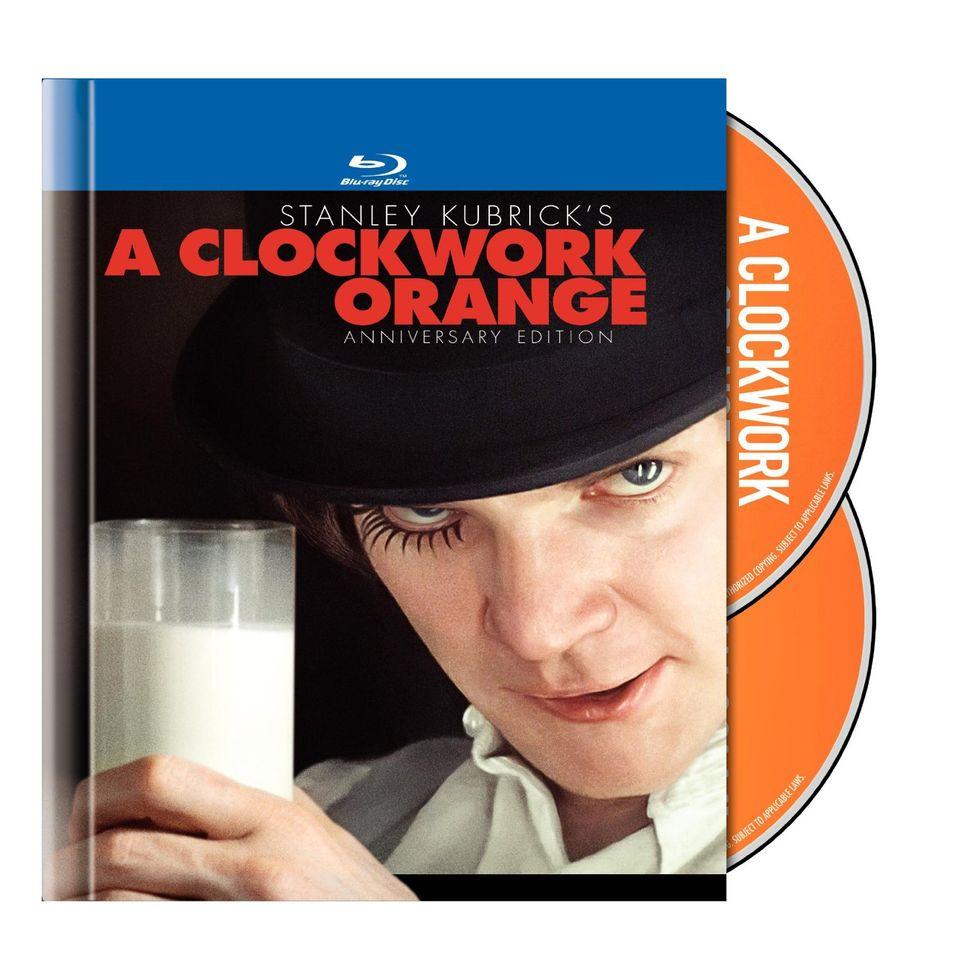 Gleefully Punk A Clockwork Orange On Special Edition Blu-ray