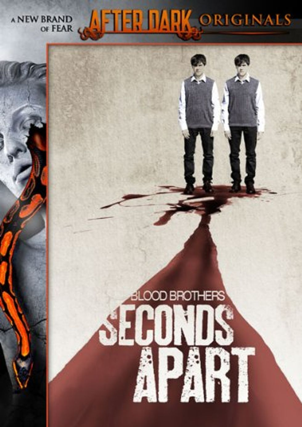 Enjoyably Strange Seconds Apart On DVD