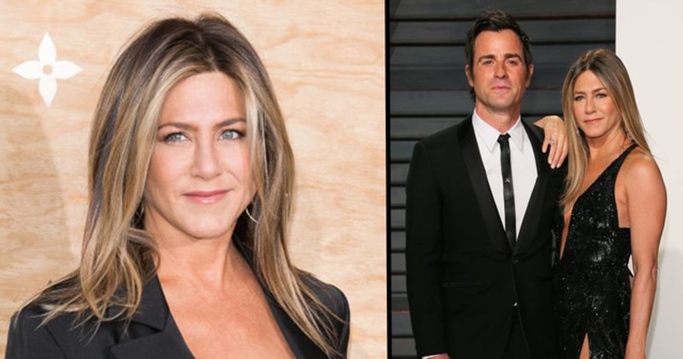Jennifer Aniston Follows Ex-Husband Justin Theroux as She Joins Instagram and He Responded