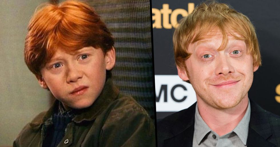 Heartbreaking Reason Rupert Grint Doesn't Watch Any Harry Potter Films After the Third