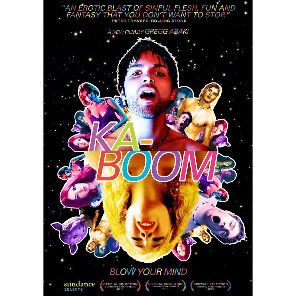 Gregg Araki's Playfully Perverse Kaboom On DVD