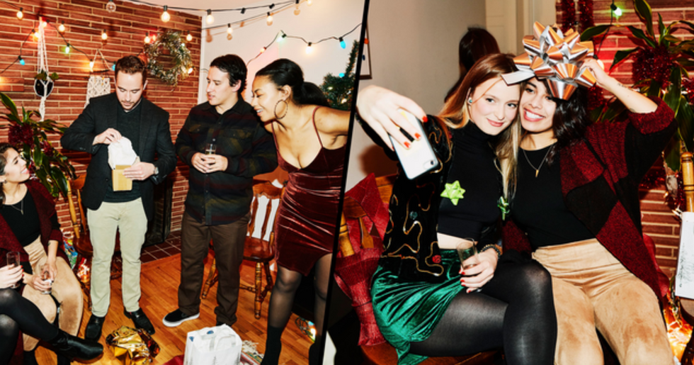 Misbehaving at Your Christmas Party Could Get You Fired