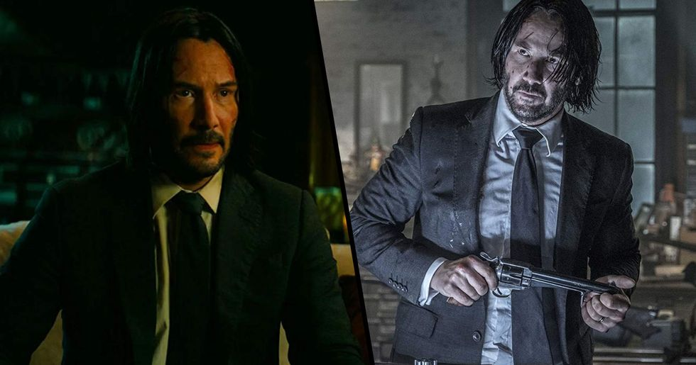 'John Wick: Chapter 3' Is Streaming on Netflix This Month