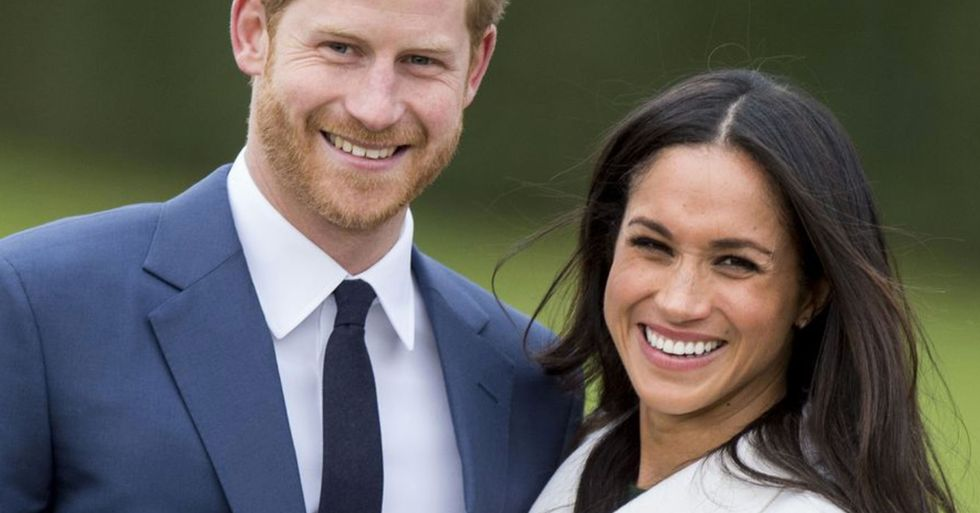 Prince Harry and Meghan Markle's First Family Christmas Card Just Leaked and It's Adorable