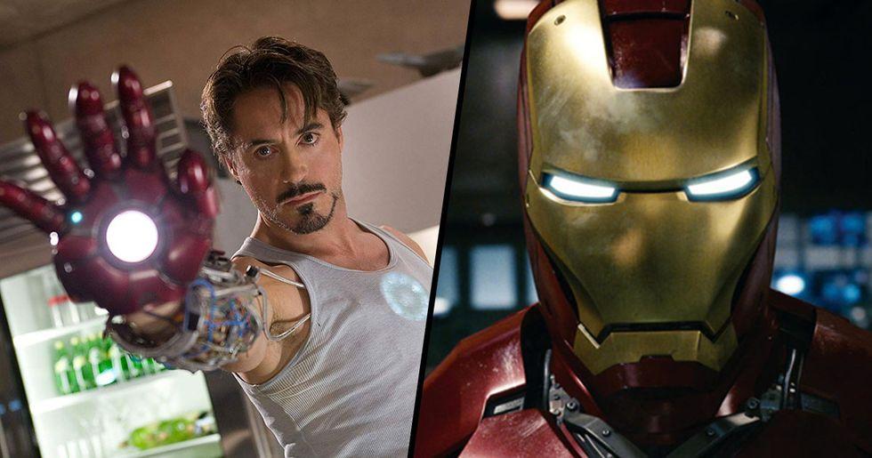 Robert Downey Jr Is Returning as Iron Man for 'Black Widow' Film