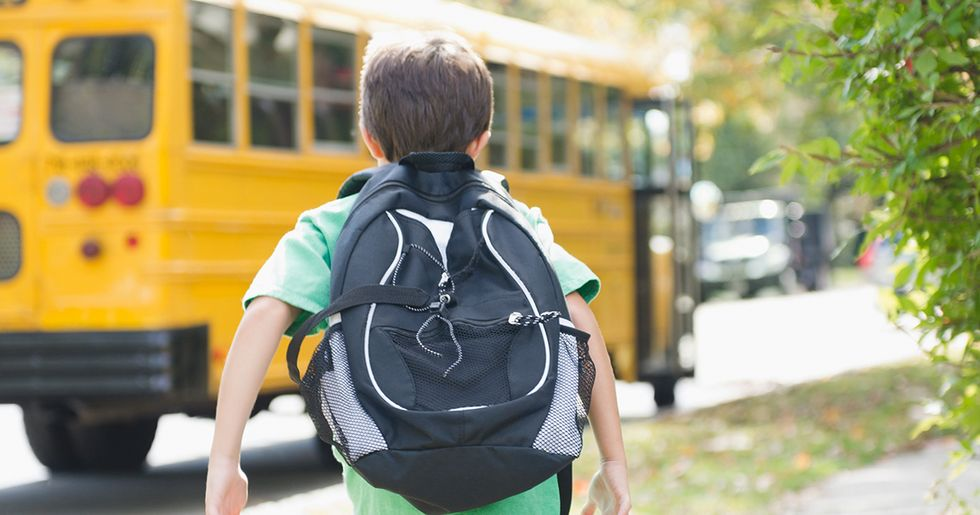 Kid Writes His Mom the Funniest Note of All Time After Missing the School Bus