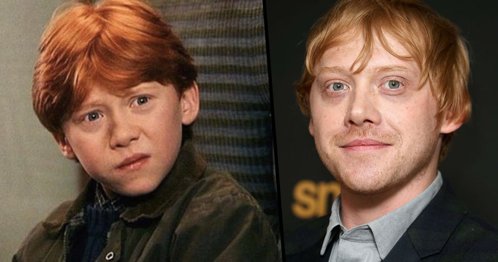 Rupert Grint Reveals Sad Reason He Can't Watch Harry Potter After The Third Film
