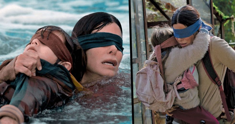 'Bird Box' Has An Alternate Ending And It's Seriously Dark