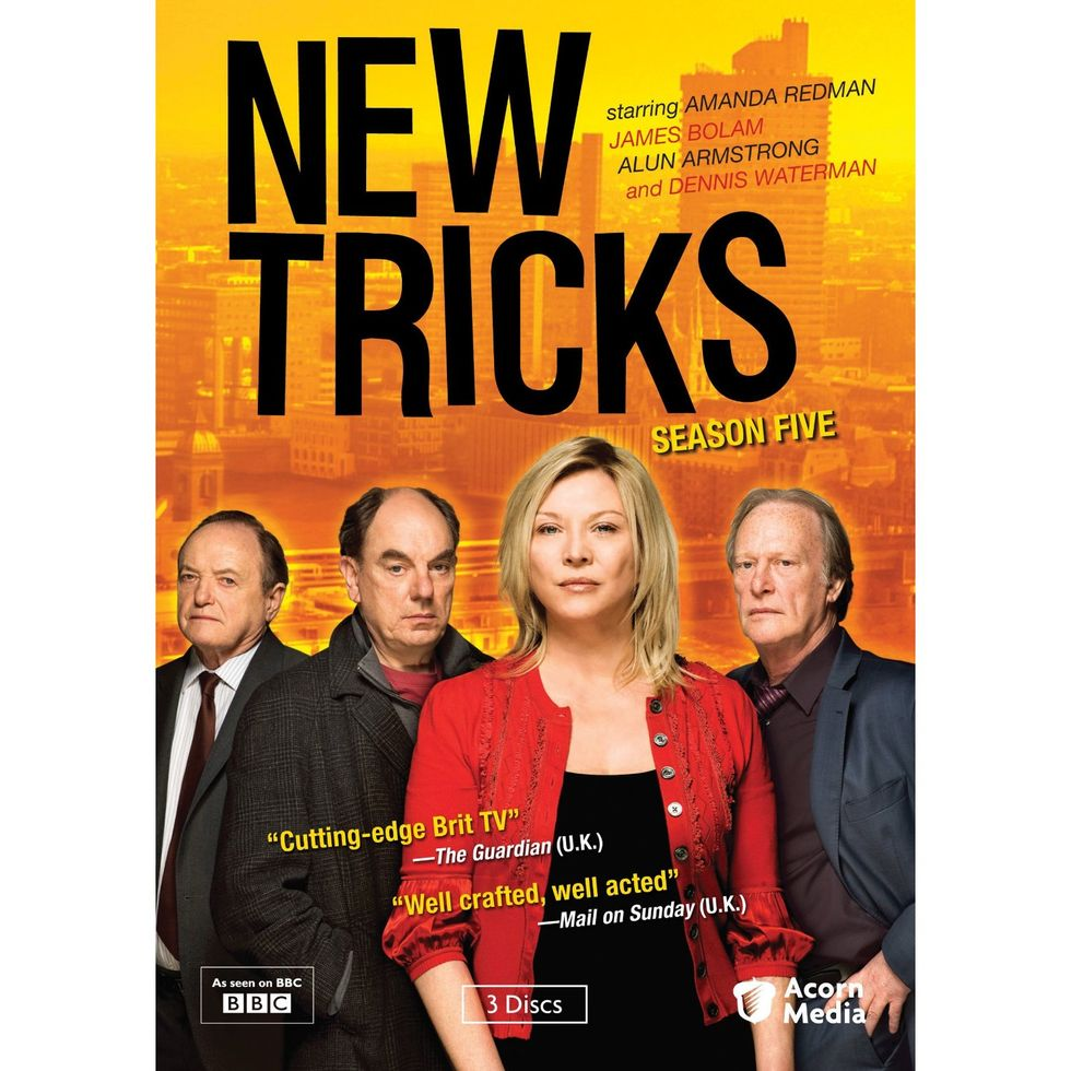 New Tricks Season 4 On DVD
