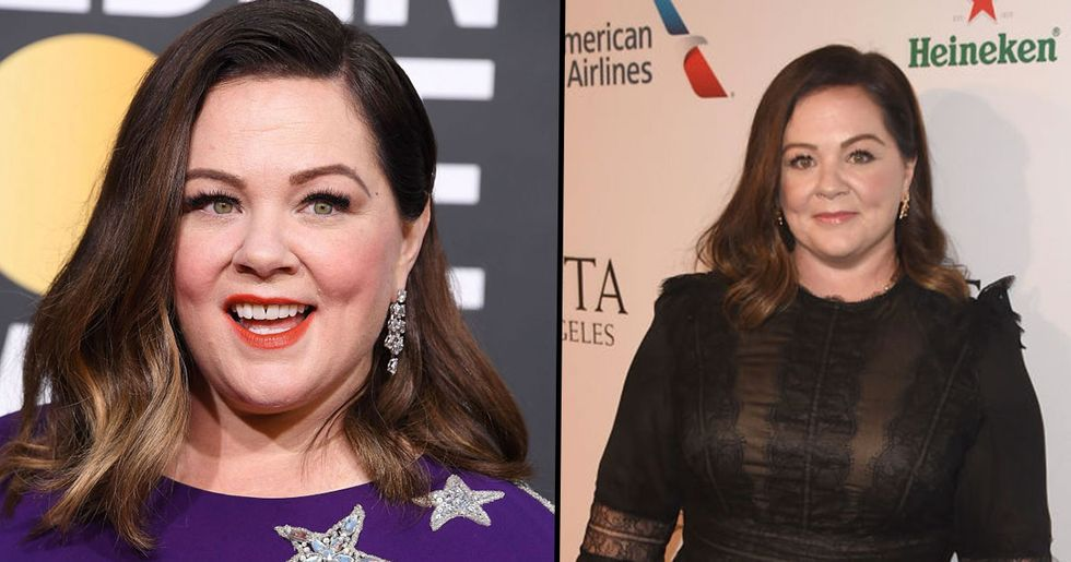 Melissa McCarthy Smuggled 30 Ham Sandwiches Into The Golden Globes