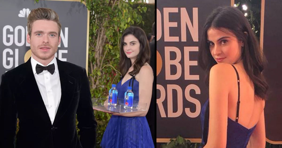 There's A Huge Problem With FIJI Water Girl Going Viral