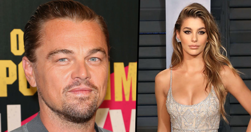 Leonardo DiCaprio's Girlfriend Is the Same Age as 'Titanic' Movie
