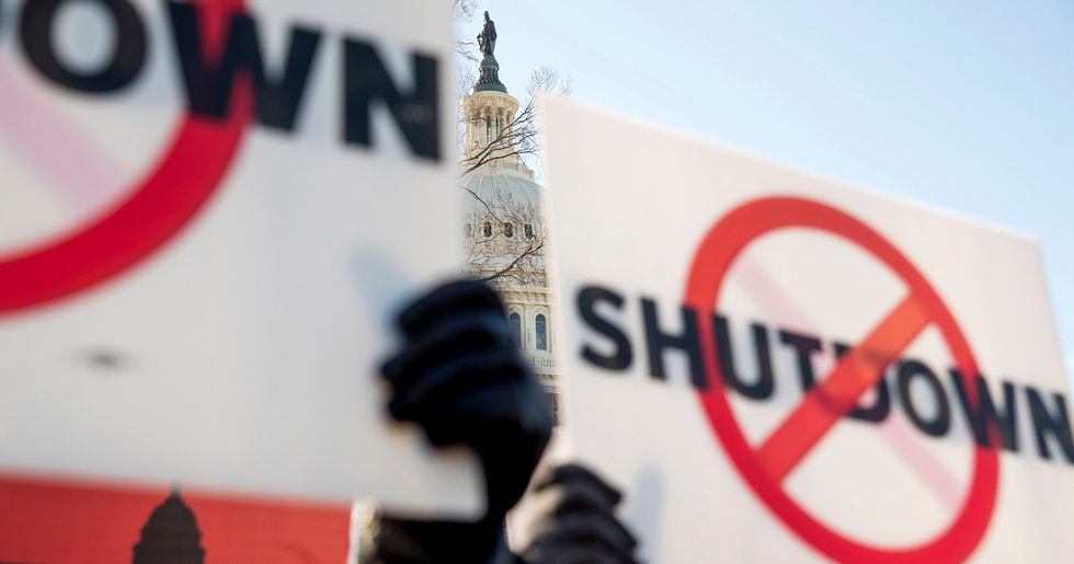 This Is What It's Really Like to Be Affected by the Government Shutdown