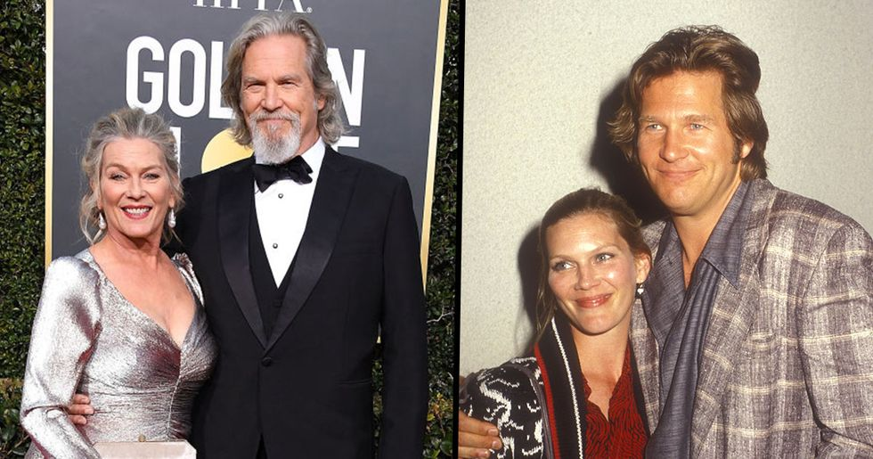 Jeff Bridges Carries Photo Of His Wife Around From The Day They Met