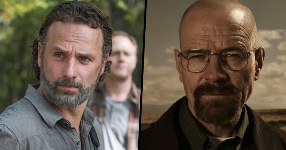 'The Walking Dead' Creators Confirm Huge 'Breaking Bad' Theory
