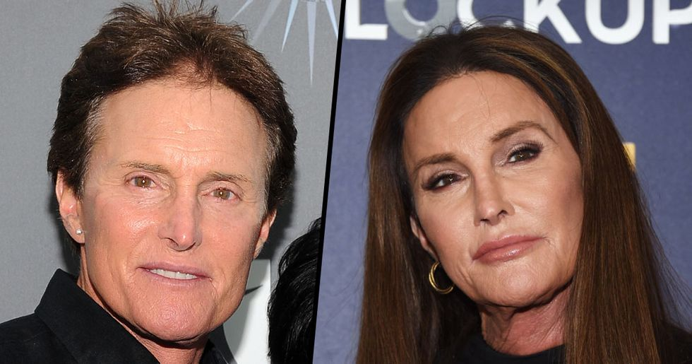 Caitlyn Jenner Posts Her 10-Year Challenge On Instagram
