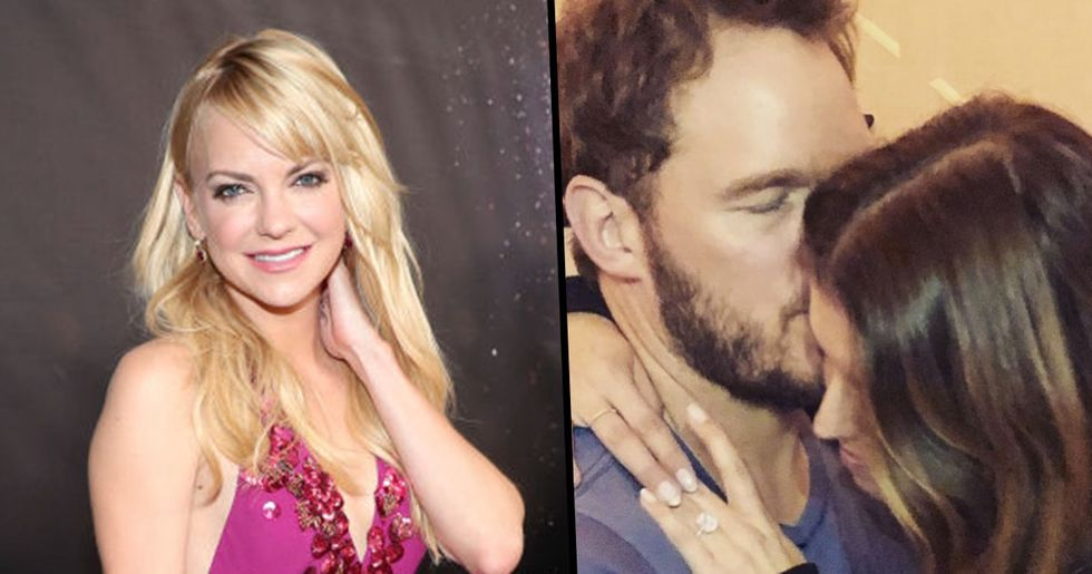 Chris Pratt Texted Anna Faris After He Proposed To Katherine Schwarzenegger