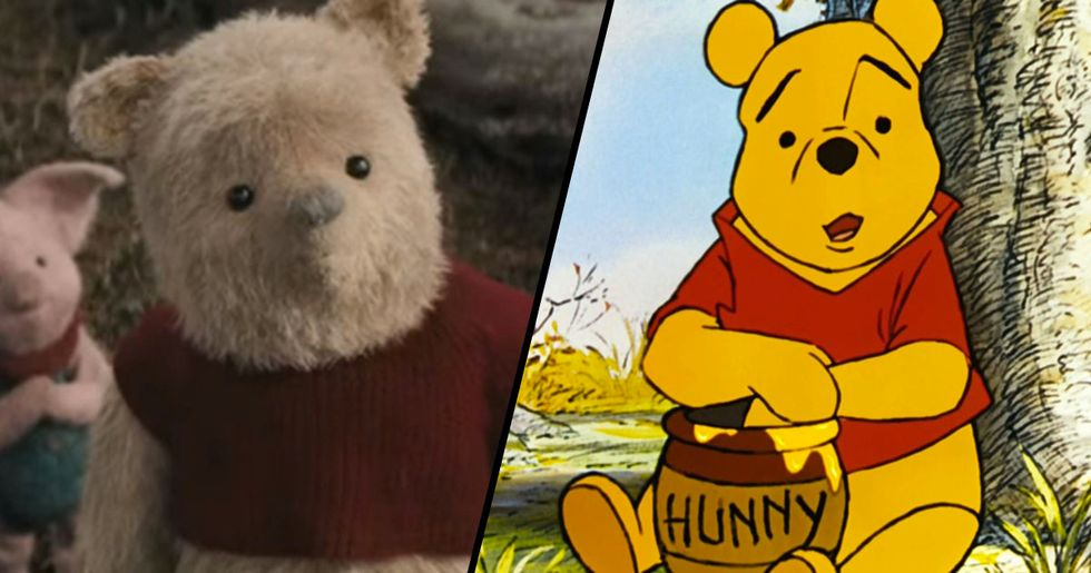 People Can't Get Over The Fact Winnie The Pooh Is Actually A Girl