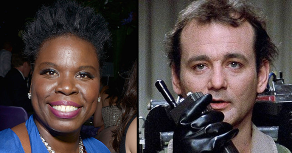 Ghostbusters' Actor Says It's A 'D*ck Move' To Make Reboot With Men