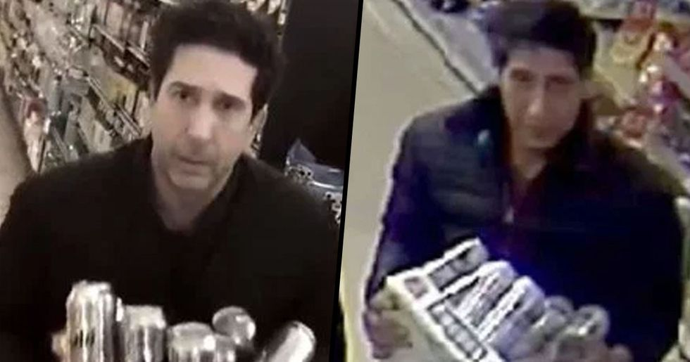 Thief Who Looked Like Ross From Friends Actually Looks Nothing Like Ross