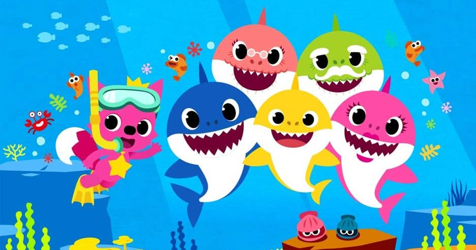 Love It or Hate It, a 'Baby Shark' Show Is Coming to Netflix