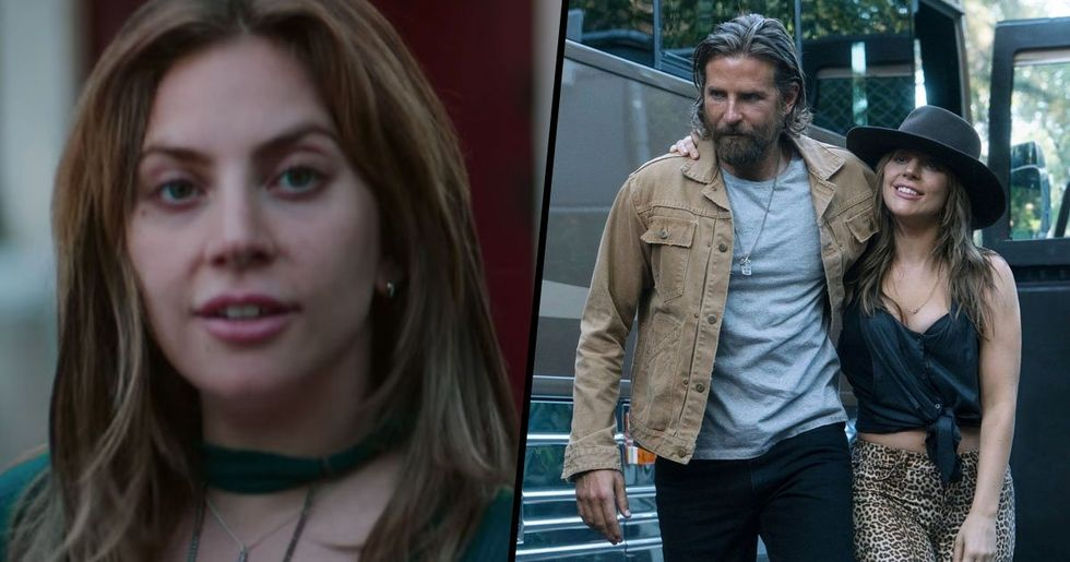 Bradley Cooper Banned Lady Gaga From Wearing Makeup While Filming 'A Star Is Born'