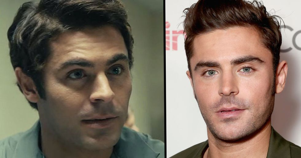 Zac Efron Bleaches His Hair While Promoting New Ted Bundy Film