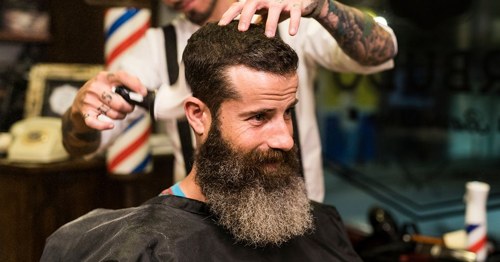 Dramatic Beard Transformations That Will Make You Want to Grow Your Own