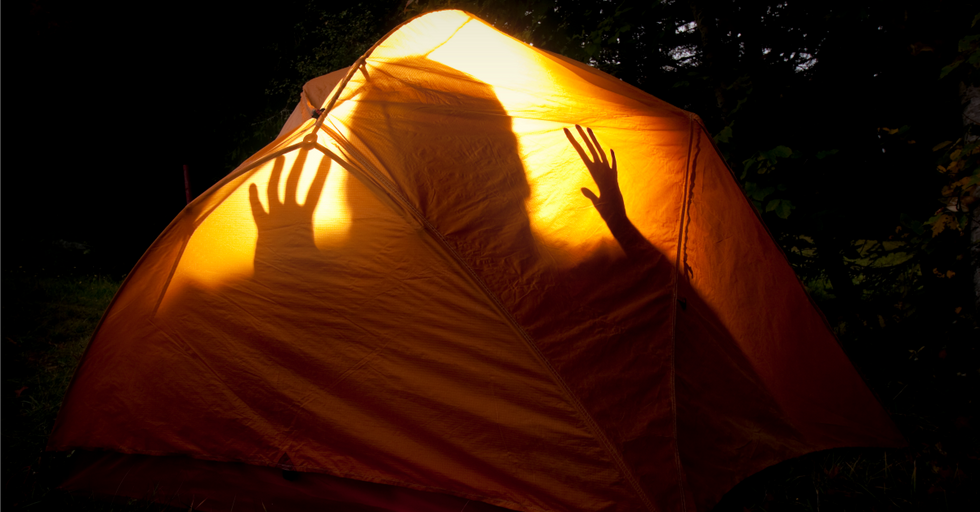 Campers Reveal Their Most Terrifying Experiences