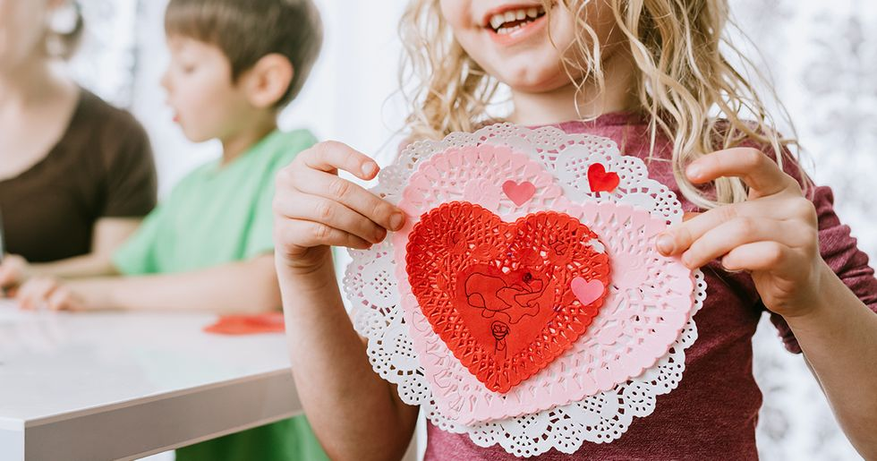 Cute and Easy Valentine's Day Crafts You Can Make with Your Kids