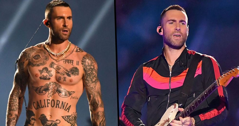 Everyone Said the Same Thing About Maroon 5's Halftime Show