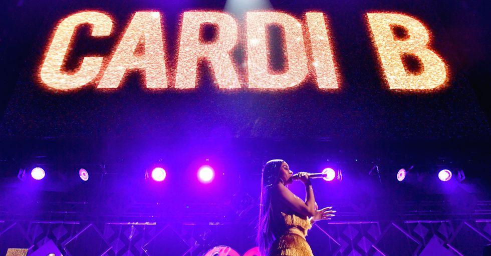 Cardi B's High School History Teacher Reveals Rapper Was Star Student in AP Gov't Class