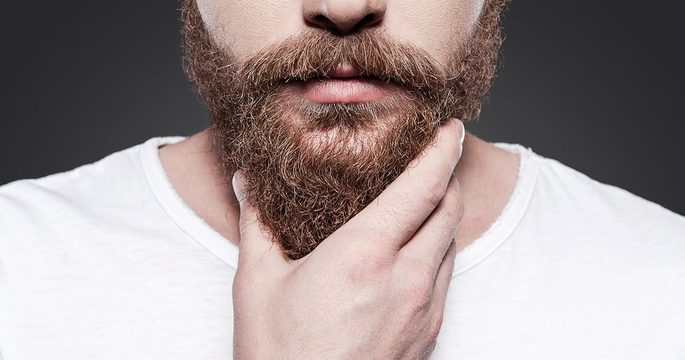 New Research Says People With Beards Are Healthier