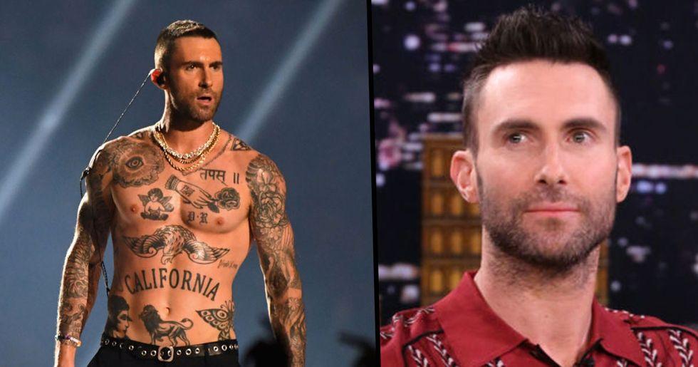 Adam Levine Responds To Brutal Criticism Of Half Time Show