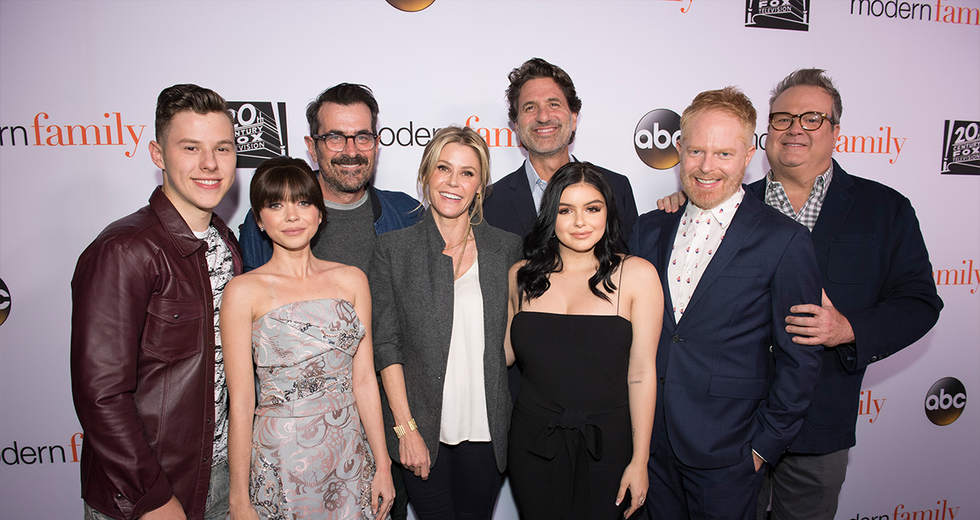 'Modern Family' Announces It Will End After Next Season