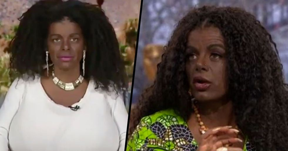 Woman Who 'Identifies as Black' Wants to Move to Africa to 'Be With Her People'