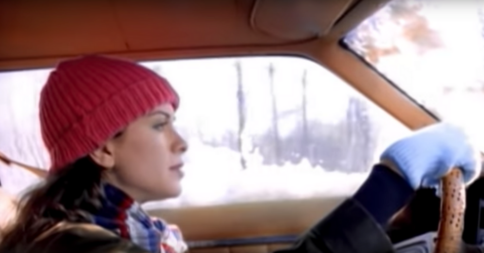 Alanis Morissette Wrote New, Modern Lyrics for 'Ironic' and They're Way Too Real