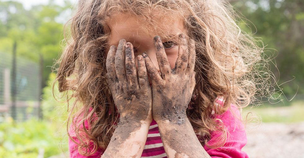 Scientists Say Dirt and Grime Is Healthy for Your Kid — Yes, Really
