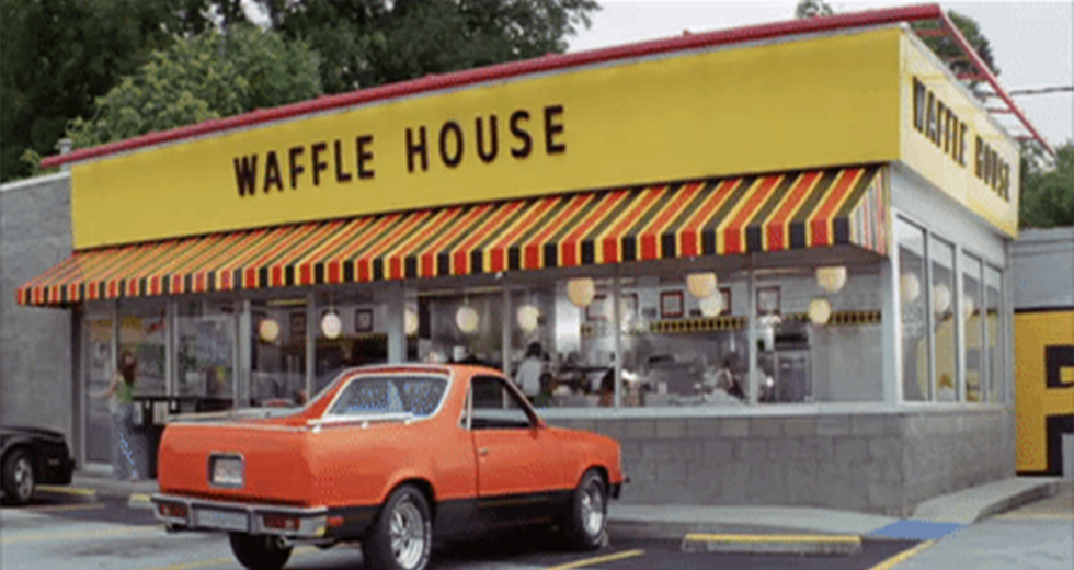 Waffle House Is Accepting Reservations for Valentine's Day Only