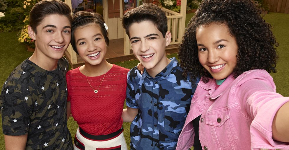 The Disney Channel Just Made History for Having a Character Who Says 'I'm Gay' on Screen